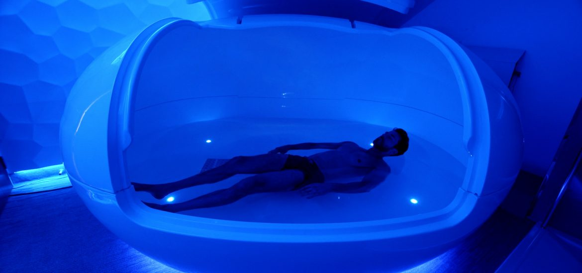 watch and ride, floating, sensory deprivation tank, floatation therapy, float tanks, snowboard iq